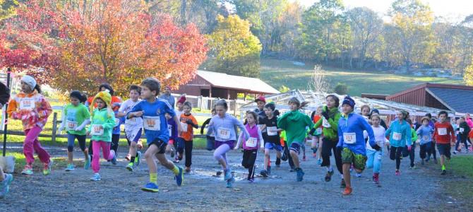 Kids Run The Farm Logistics
