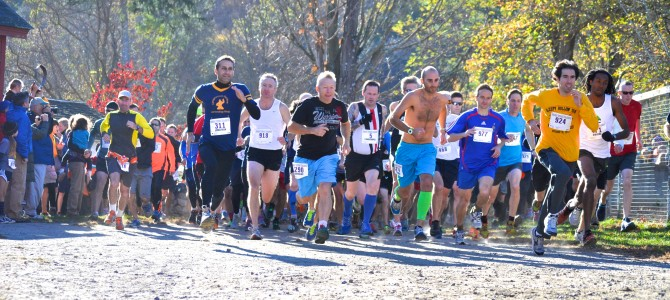 5 Mile Race Results 2013
