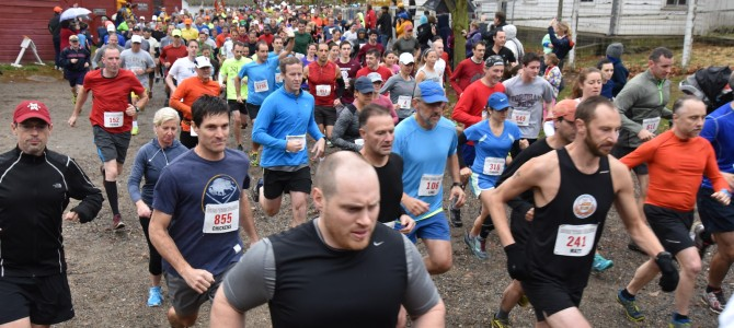 5 Mile Race Results 2015