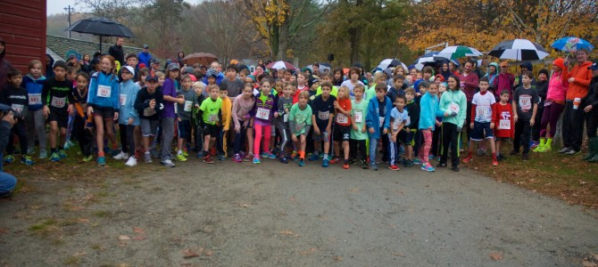 Kids 7-12 Year Old Race Results 2015