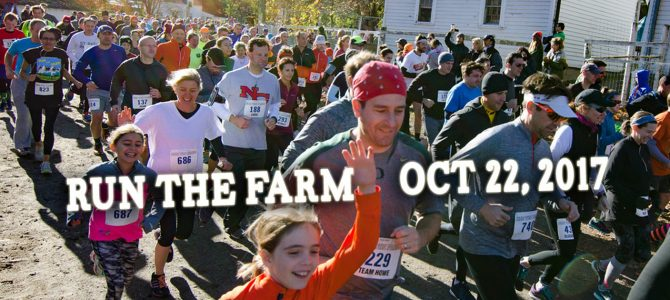 2017 Run The Farm Date Set