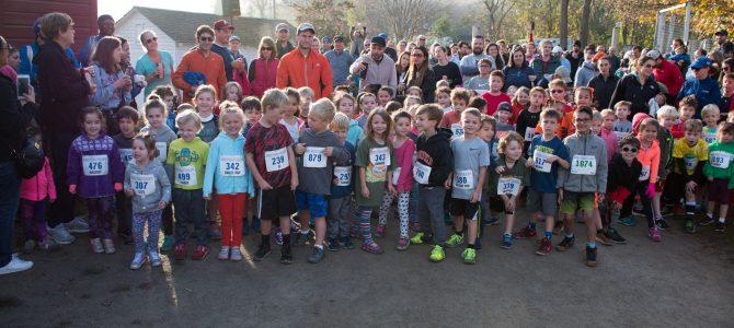 Kids 6 & Under Race Results 2017